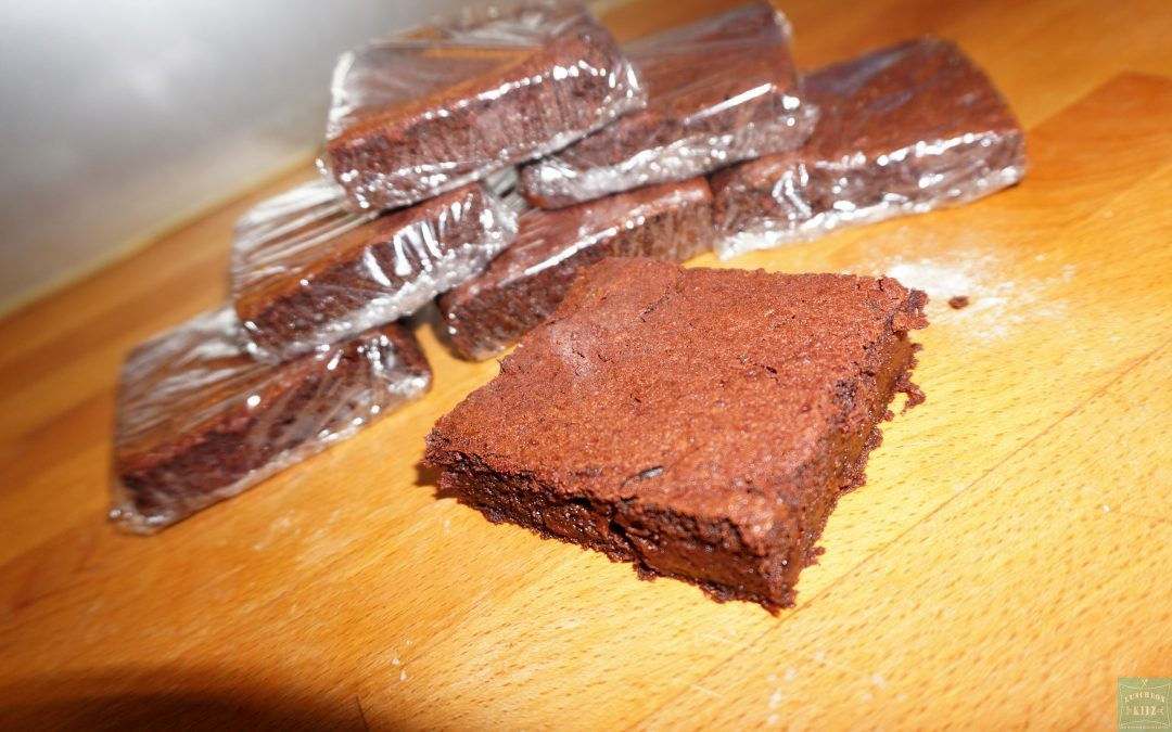 [Cache-cache] Brownie betteraves rouges